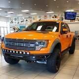 2015 Ford Raptor