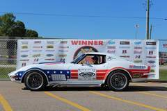 Detroit Speed Wins Goodguys 2nd Annual North Carolina Nationals in Their '72 Corvette Stingray on Forgeline GA3 Wheels