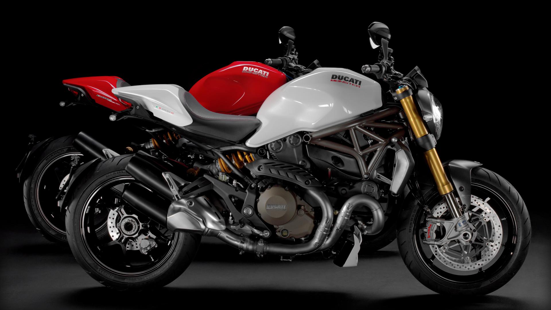 2014 Ducati  | Ducati Monster 1200 S