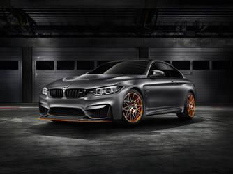 2016 BMW M4 | M4 GTS Concept