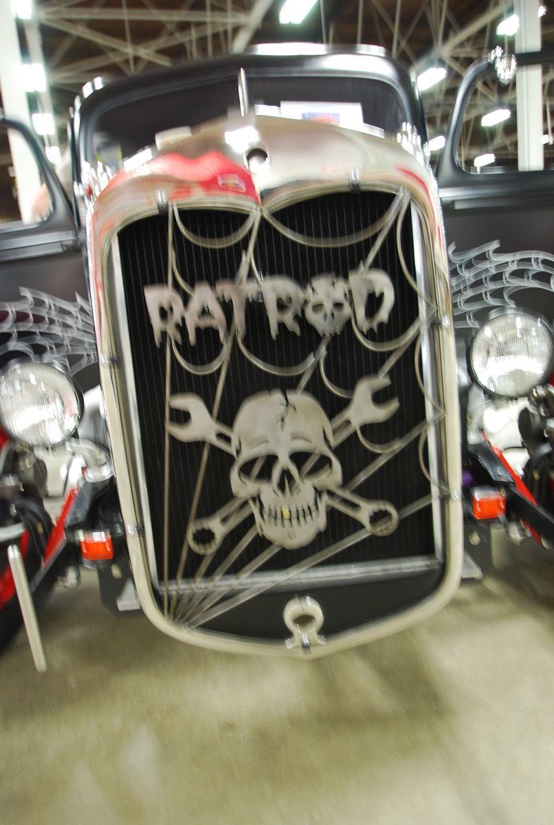 1932 Ford  | Rat Rod Grill