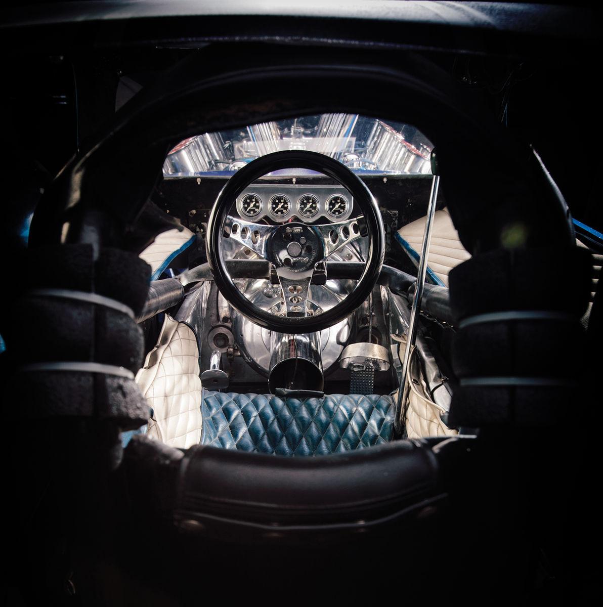 Ford  | Gary Weckesser's Mach IV 4 Engine Mustang Interior
