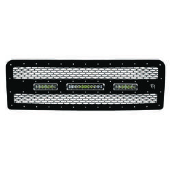 Rigid Industries LED Grille for Ford F-150 (Fits one 10