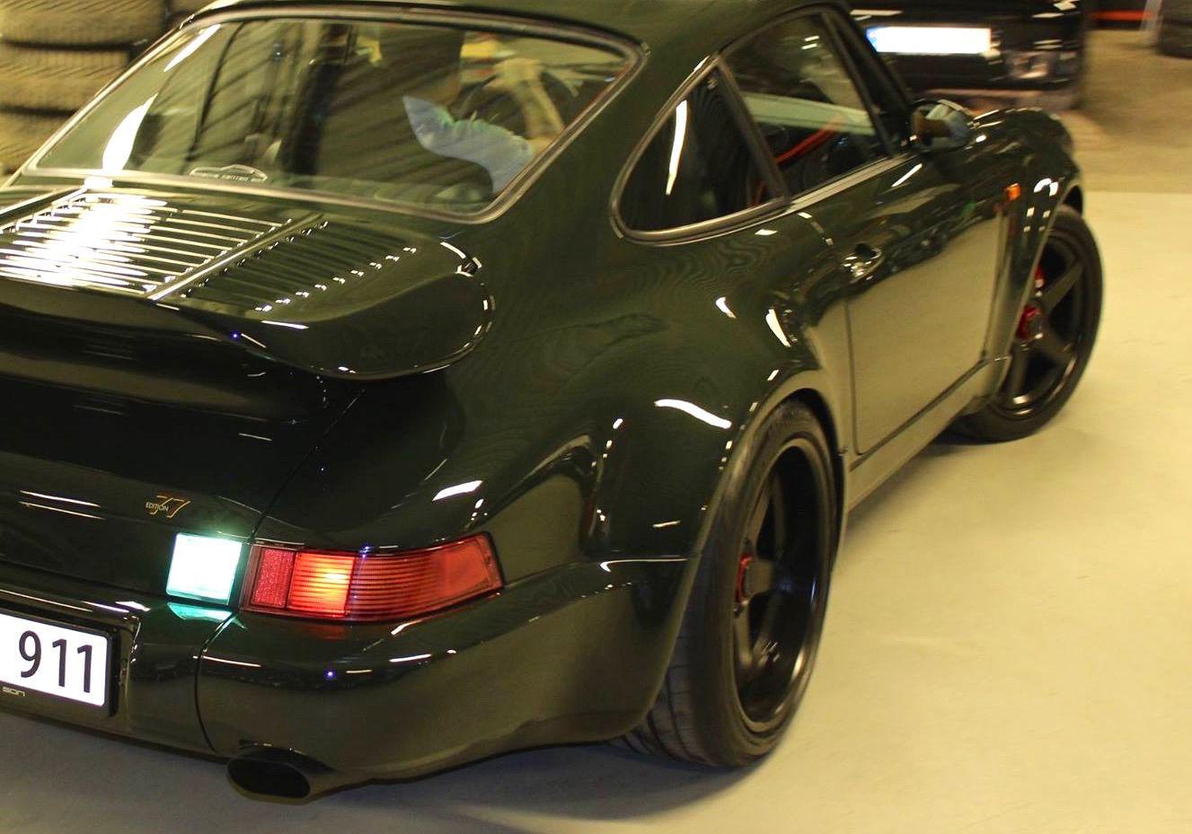 1992 Porsche 964 | Porsche Center RUF Porsche on CF3C Centerlock in Norway