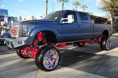 American Force Wheels SEMA 2015 - Ford On Forged Wheels