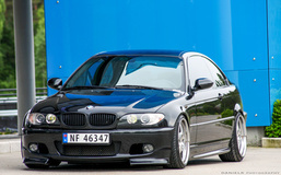 '02 BMW 3-series on Concept One SL-5's