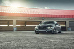 ADV.1 Advanced Series | Frozen Gray BMW F82 M4 GTS
