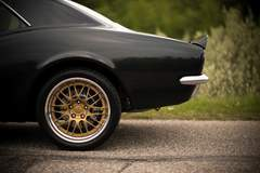 Carson Tofin's '67 Chevy Camaro on Forgeline GX3 Wheels