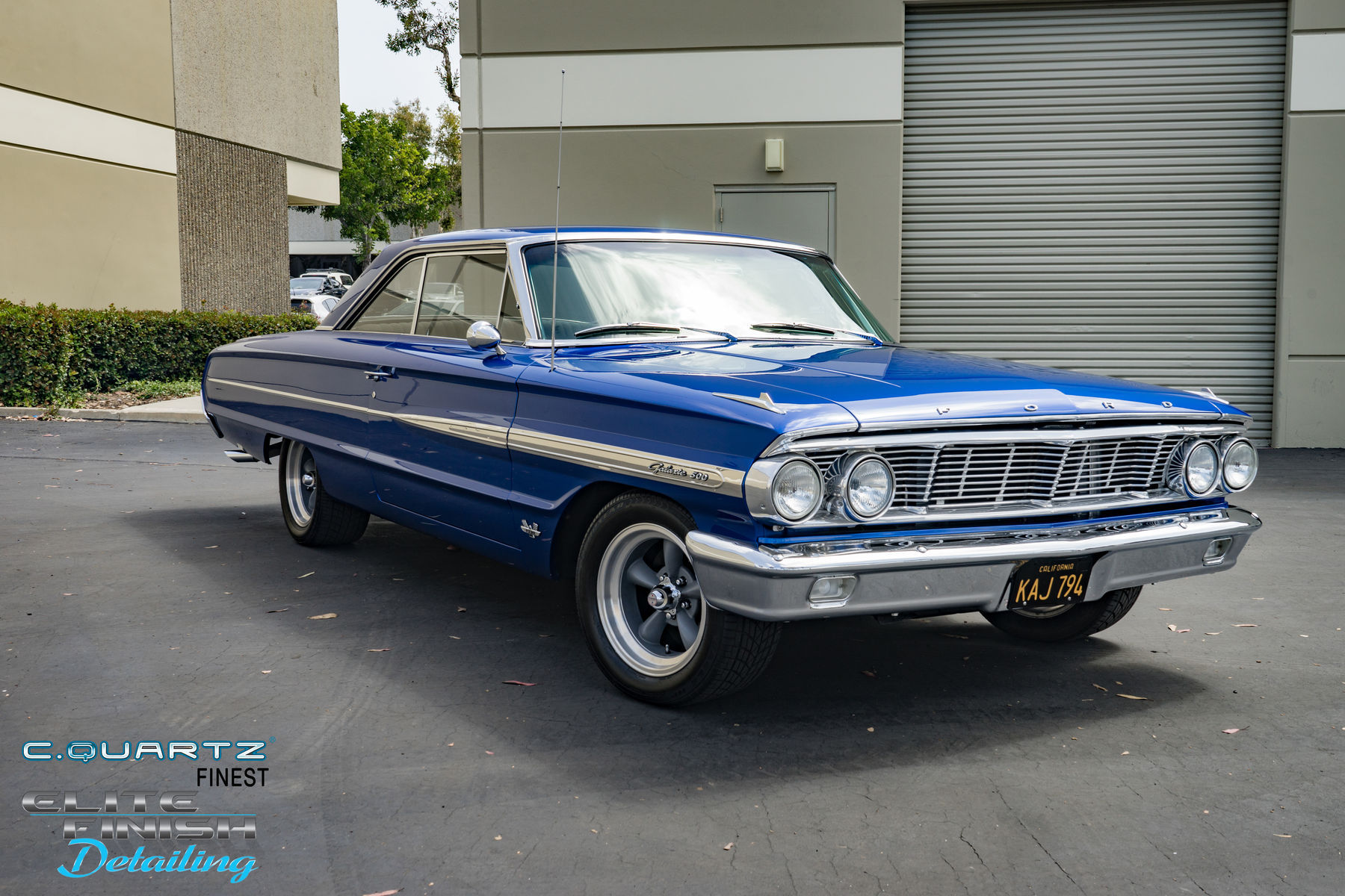 1964 Ford Galaxie | 1964 Ford Galaxie 500 Restomod