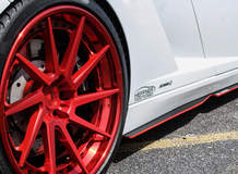Heffner Twin Turbo Lamborghini Gallardo - ADV10R Track Spec CS