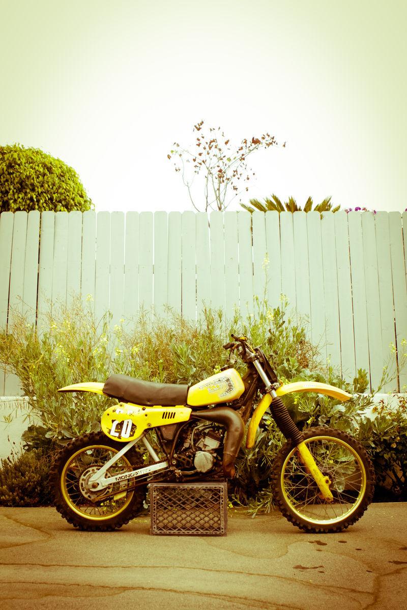 1981 Yamaha  | Bullitt YZ