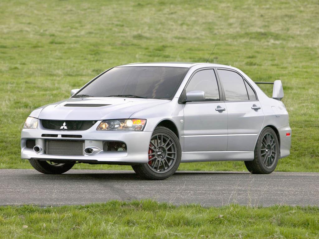 2006 Mitsubishi Lancer Evolution   Mitsubishi Lancer Evo 9