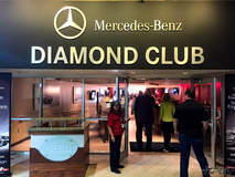 Mercedes-Benz Diamond Club at Cincinnati Reds Baseball Stadium