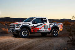 2017 Ford F-150 Raptor Off-Road Race Ready