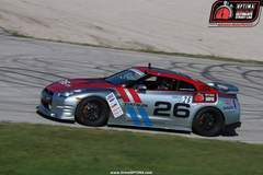 Steve Kepler Wins USCA Optima Qualifier at Road America With Nissan GT-R on Forgeline GZ3 Wheels
