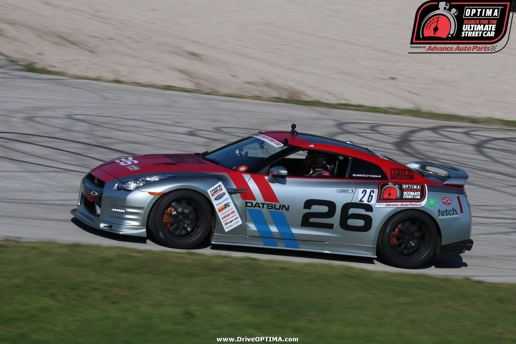 Nissan GT-R | Steve Kepler Wins USCA Optima Qualifier at Road America With Nissan GT-R on Forgeline GZ3 Wheels