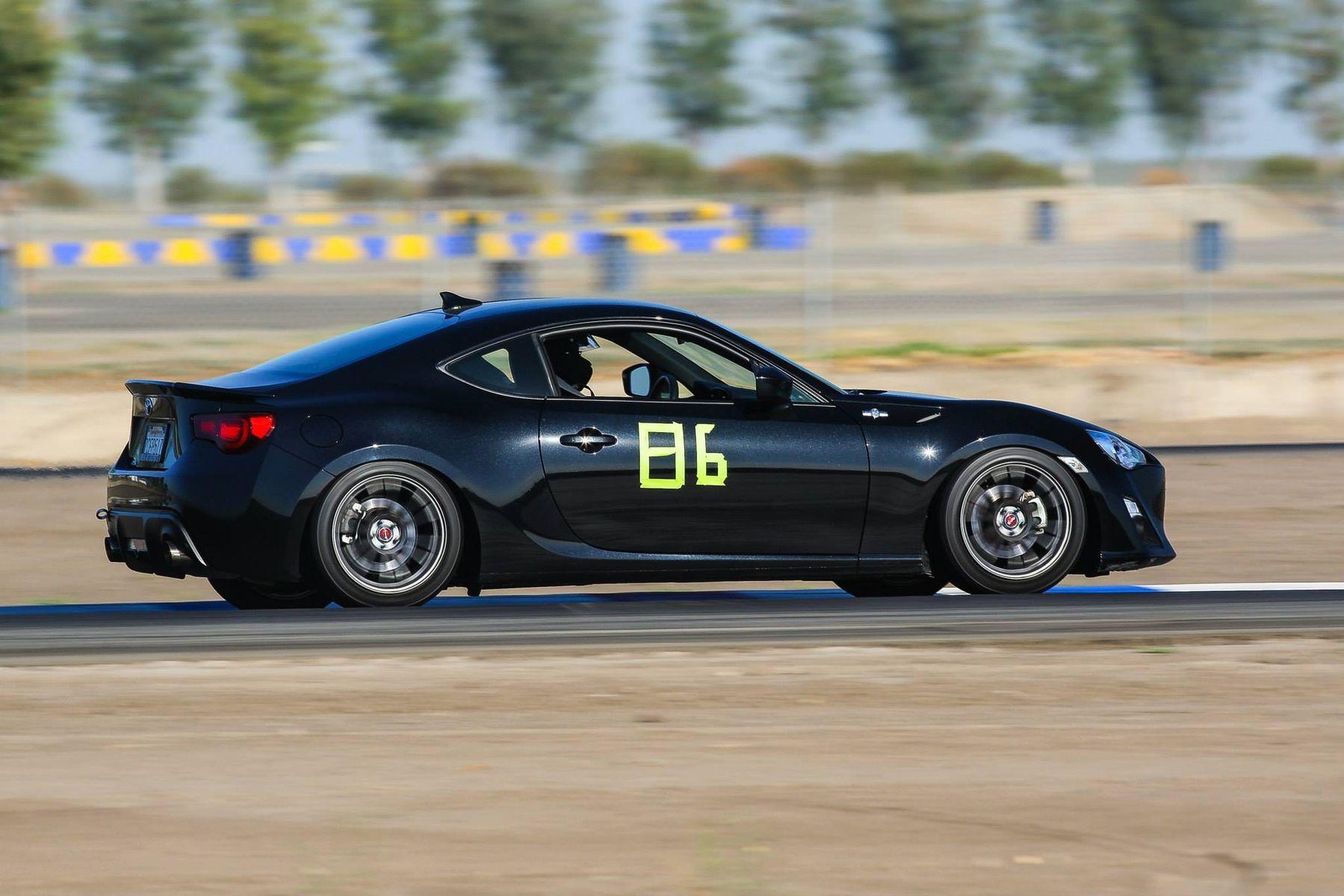 Meng Motorsports Scion Fr S Track