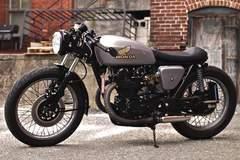 Lucky 13 Honda CB450