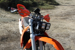 2013 KTM 500 XC-W