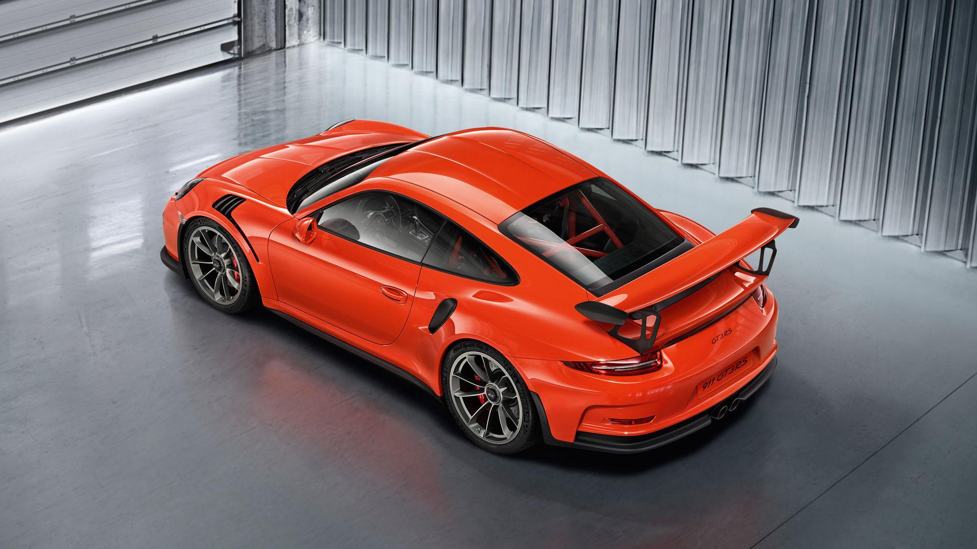 2016 Porsche 911 | Porsche 911 GT3 RS