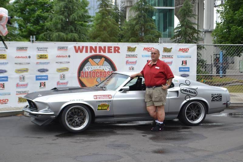 1969 Ford Mustang | Bret Voelkel Wins the Goodguys Rod & Custom Association November Scottsdale Shootout Duel In The Desert Invitation