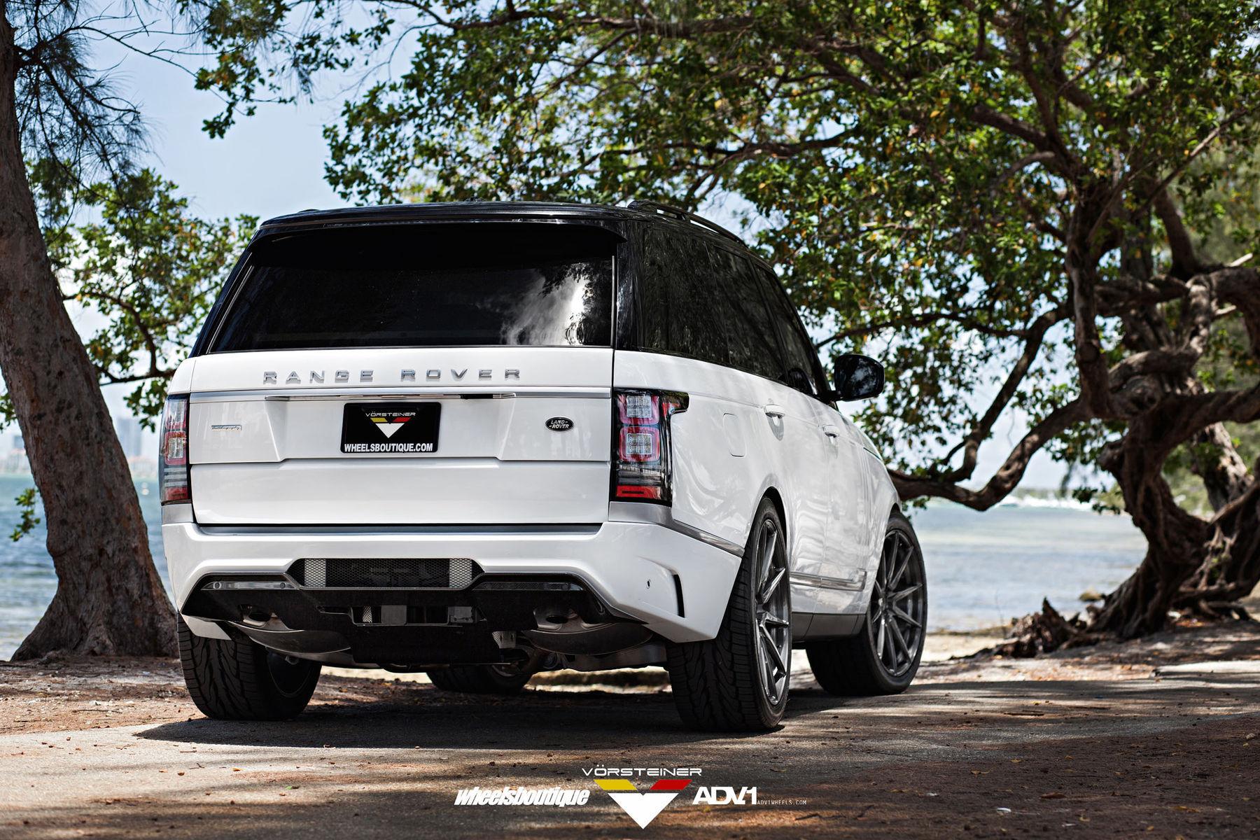 Land Rover Range Rover Sport   Vorsteiner Range Rover Autobiography