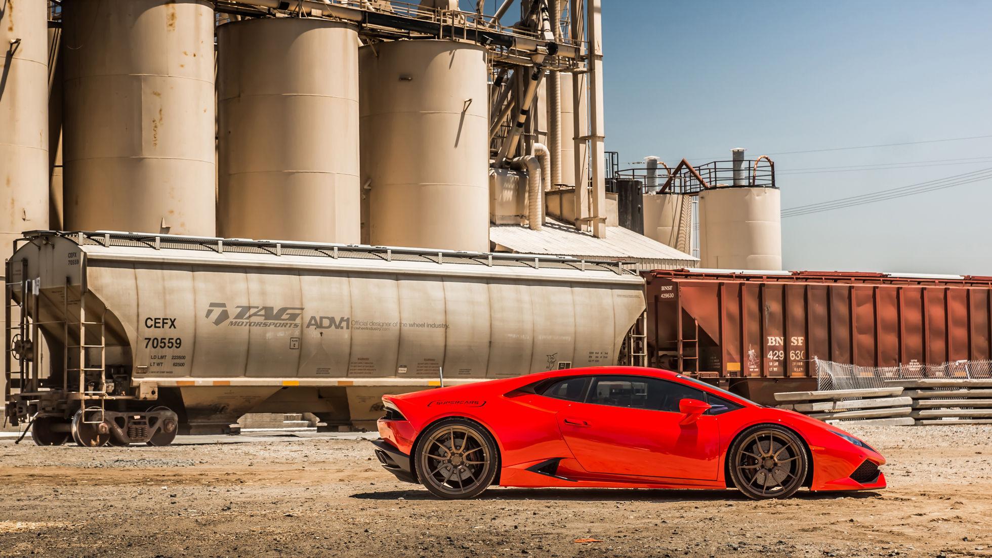 Lamborghini Huracan | ADV.1 Lamborghini Huracan LP610