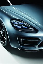 2018 Porsche Panamera | Panamera Sport Turismo Concept