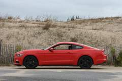 2015 Ford Mustang EcoBoost PP (Bone Stock)