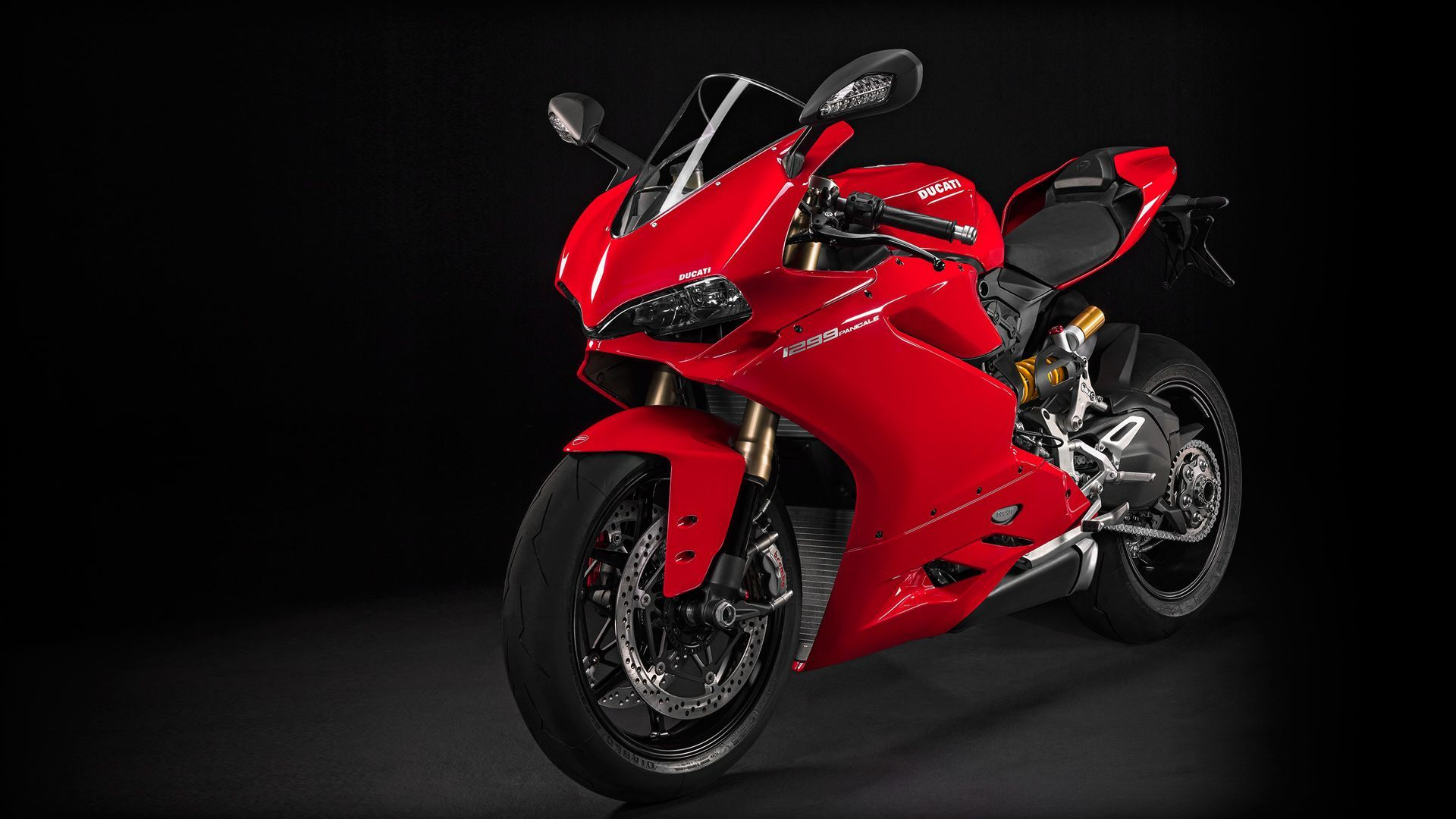2015 Ducati 1299 Panigale | 1299 Panigale - Front Left Angle