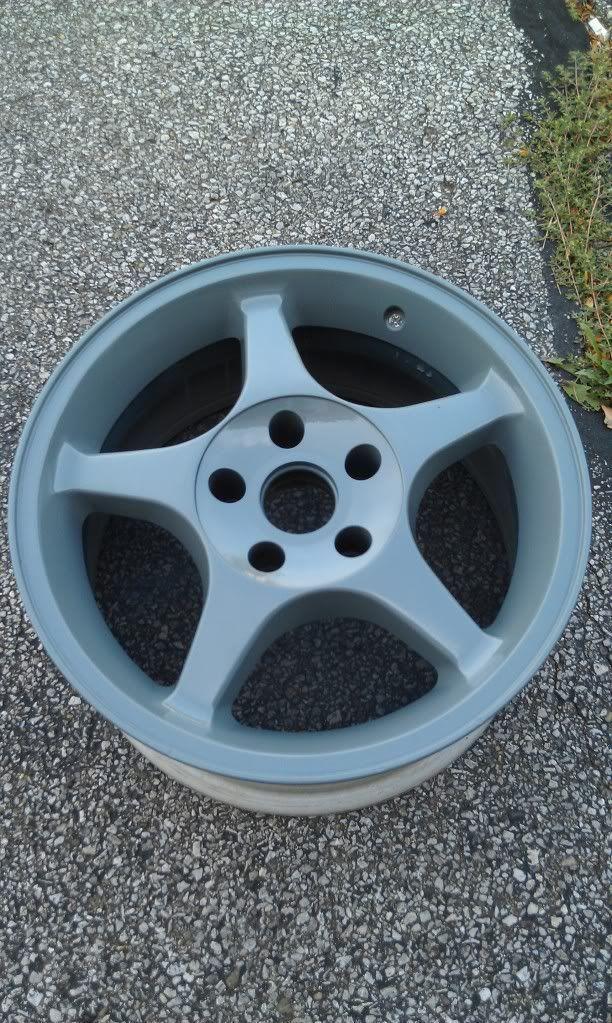 | New wheel