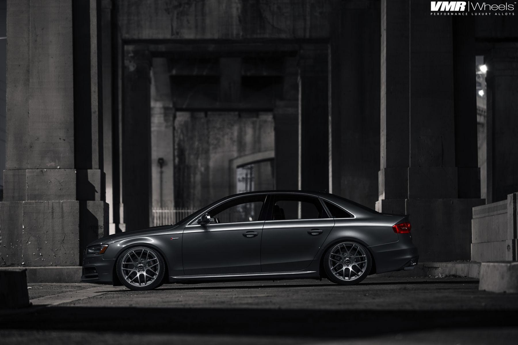 2014 Audi S4 | Audi B8.5 S4 Monsoon Grey | V710 Gunmetal 19
