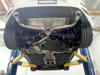Magnaflow dual stainless 3