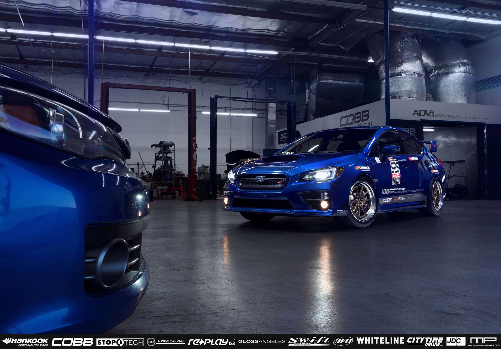 2015 Subaru STI | ADV.1 STI Racecar