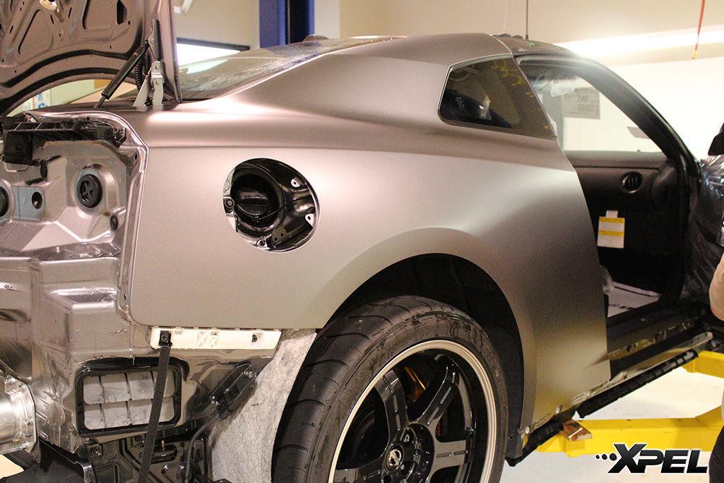 Nissan GT-R   BlackJack XPEL STEALTH GT-R
