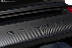 Top Car Stinger 991 Turbo S