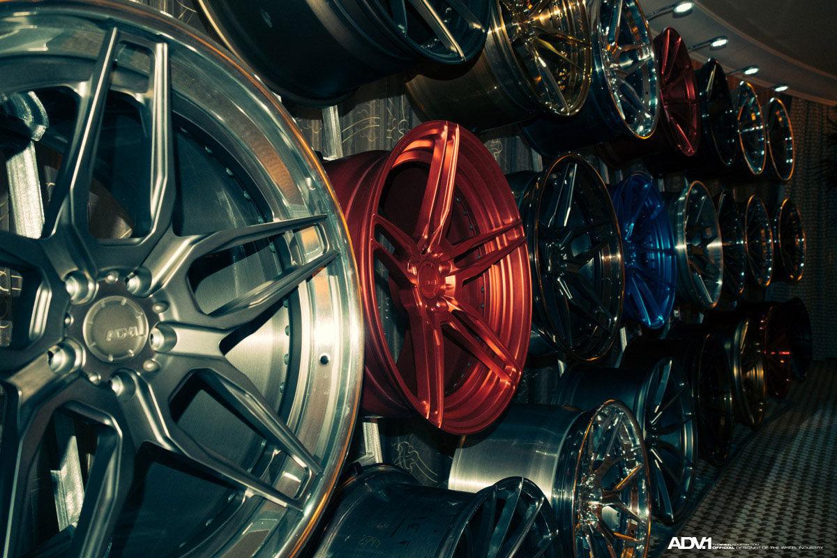 | ADV.1 Wheels @ The SEMA Show