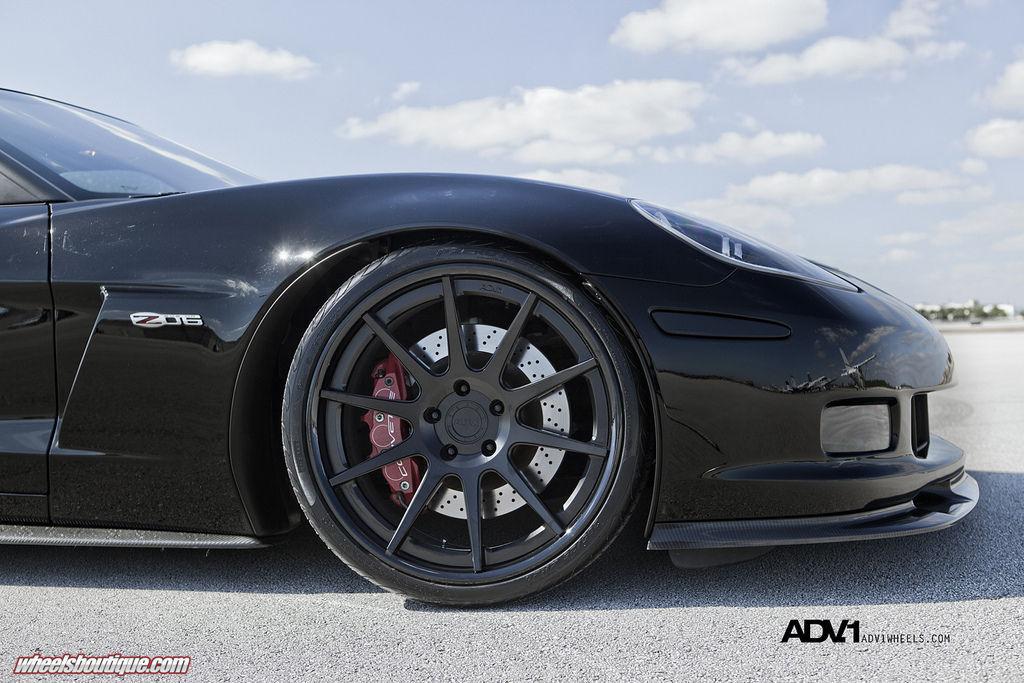 Chevrolet Corvette | Corvette Z06  on  ADV10 Deep Concave wheels