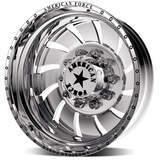 Dually Wheel - Concept - Rear