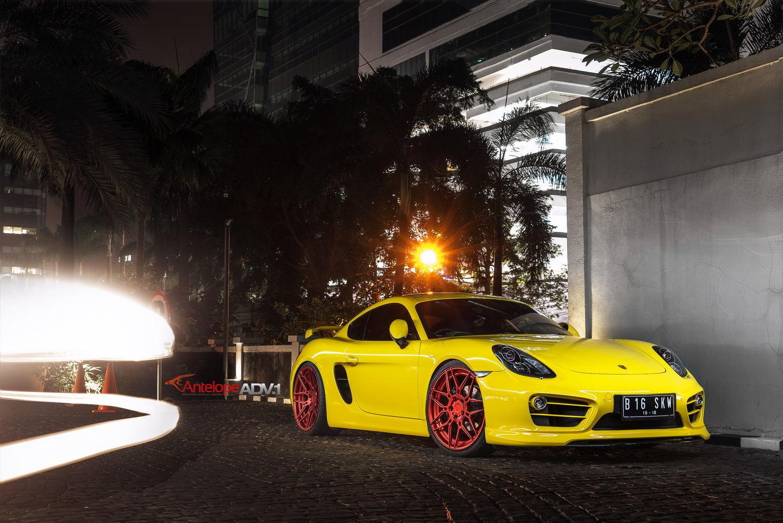 2015 Porsche Cayman S | Porsche Cayman S