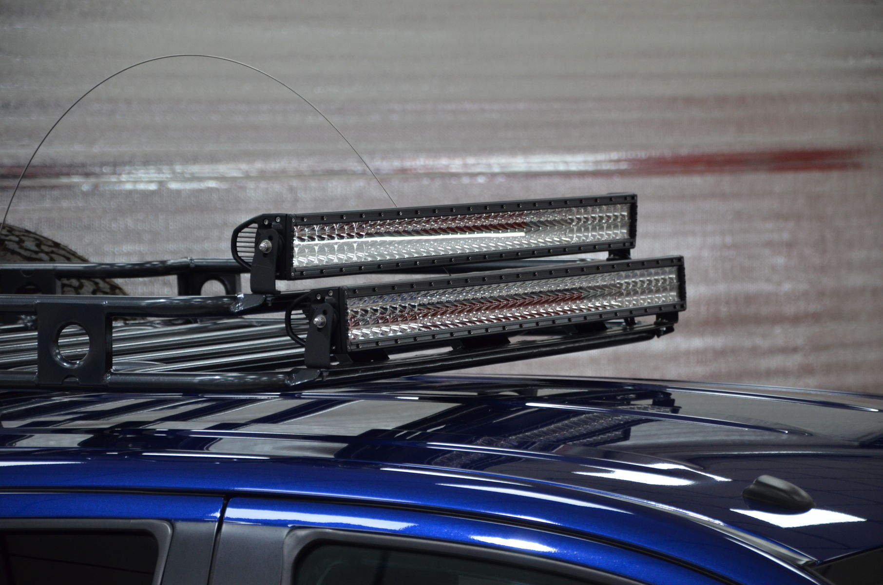 2014 Toyota Tundra | N-FAB TRD PRO Build - Toyota Tundra Roof Rack LEDS