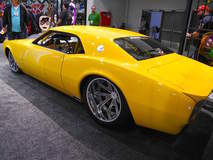 """Bonnell's Rod Shop """"Impulse"""" '68 Camaro on Grip Equipped Grudge Wheels"""