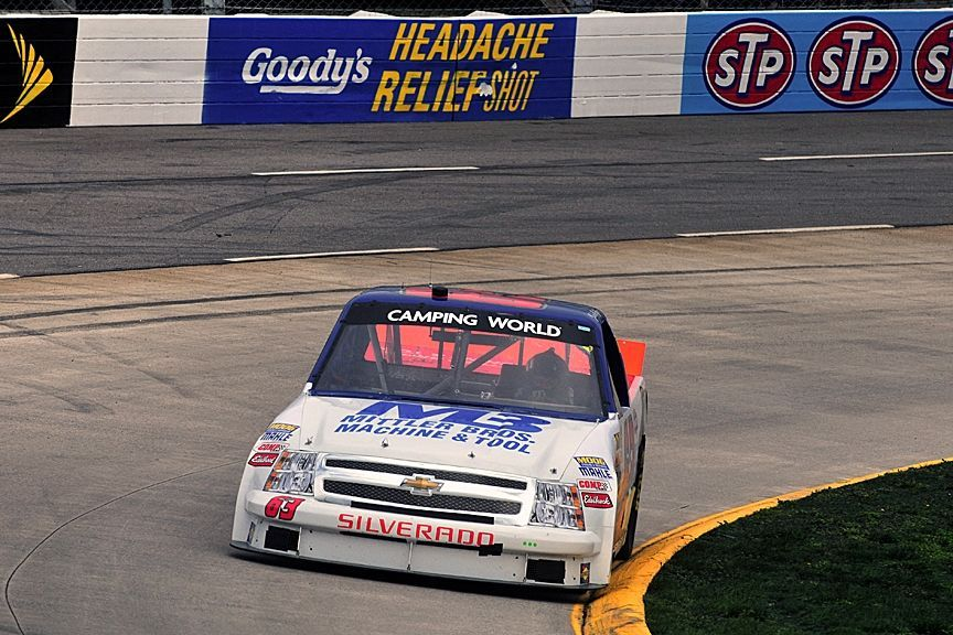 | Goody's- An Appropriate Sponsor For Martinsville