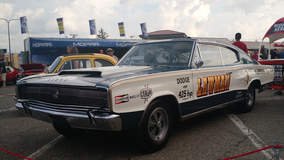 1966 Dodge Charger Hemi
