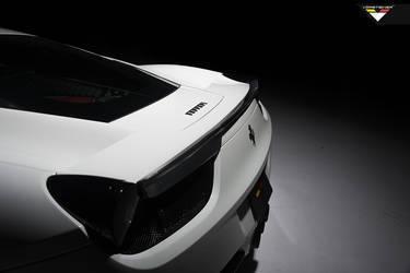 Ferrari 458-V Decklid Spoiler