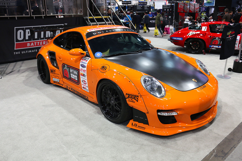 Porsche 997   Porsche 997 Turbo