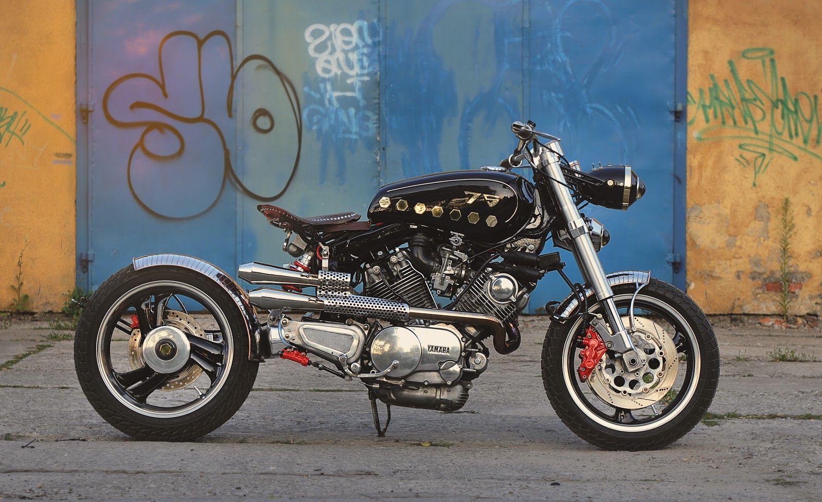 1982 Yamaha XV750 | Wotjek Spyra's Yamaha XV750 'Cyclop'