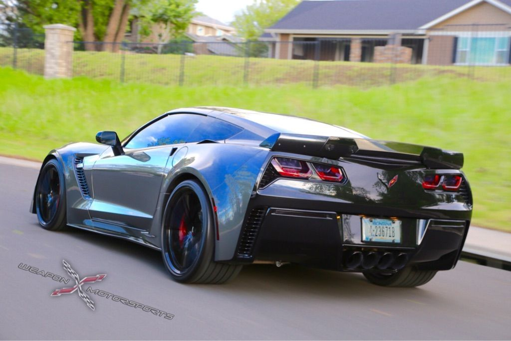 2015 Chevrolet Corvette Z06 |  C7 Z06 on Forgeline GT1 5-Lug Wheels