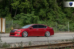 Custom Nissan Maxima - Lowered Views