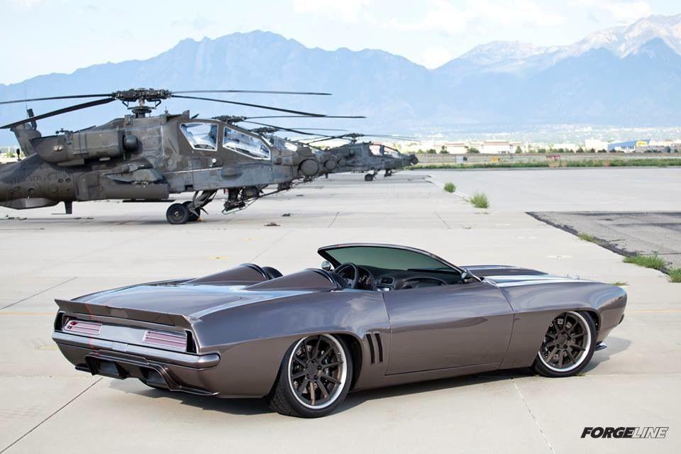 1969 Chevrolet Camaro | Weaver Customs'